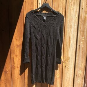 Sweater Project  Knit Cable Dress